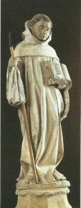 saint Bernard (image : Saint Bernard, la tradition vivante)